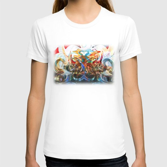liquified space T-shirt