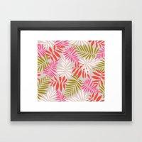 Tropical Fell Framed Art Print