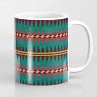 Geo Blanket Mug