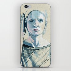 Is this all that I am? Is there nothing more? #4 iPhone & iPod Skin