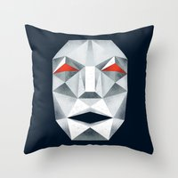 Star Fox Andross Lylat L… Throw Pillow