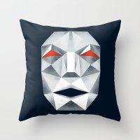 Star Fox Andross Lylat L… Throw Pillow