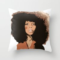 The Cause  Throw Pillow