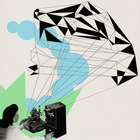 REFLEX Art Print