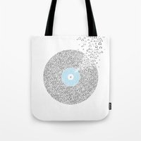 This Record Listen Milli… Tote Bag