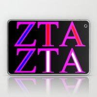 Z T A, Red White & Blue Laptop & iPad Skin
