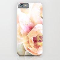 Spring Tulips Delicate iPhone 6 Slim Case