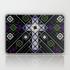 Tribal Cross II Laptop & iPad Skin