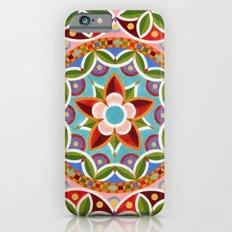 Circus Mandala Slim Case iPhone 6s
