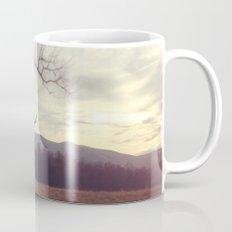 Golden Mountains Mug