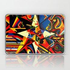 intermixing Color Star  Laptop & iPad Skin