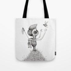'The Bug Collector' (Colour Option) Tote Bag