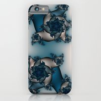 iPhone & iPod Case featuring Blue Rose by Christy Leigh