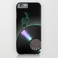 iPhone & iPod Case featuring music is... life by mauro mondin