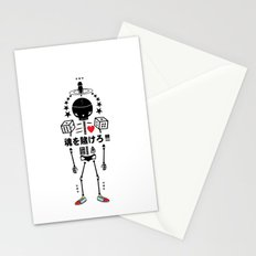 SOUL COLLECTOR - EP. SKELZERO Stationery Cards