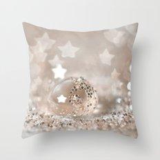 lucky star Throw Pillow