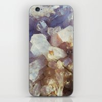 Crystal Magic iPhone & iPod Skin