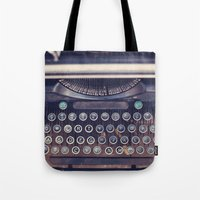 qwerty Tote Bag