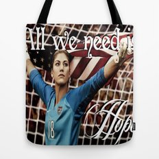 All we need is Hope (Solo). Tote Bag