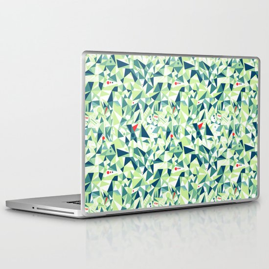Moment Pattern Laptop & iPad Skin