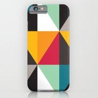 Triangles # 2 iPhone 6 Slim Case