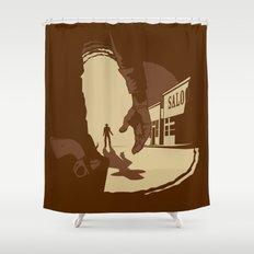 Showdown Shower Curtain