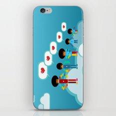 Jacksons Pixel Art iPhone & iPod Skin