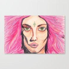 w!ldch!ld Canvas Print