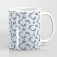 Lilypads & Paisleys Mug