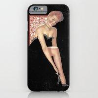 Pinup 2 iPhone 6 Slim Case