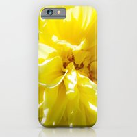 iPhone & iPod Case featuring yellowSea by Gato Gris Games