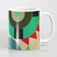 geometric mess Mug