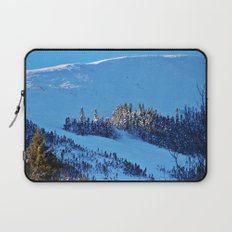 Above the Treeline, Mount Hog's Back Laptop Sleeve