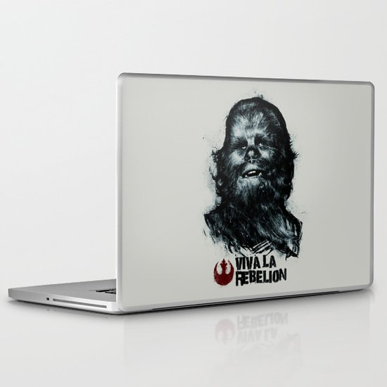 CHE-wbacca Laptop & iPad Skin