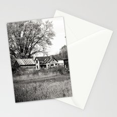 Rustic Rural Stationery Cards