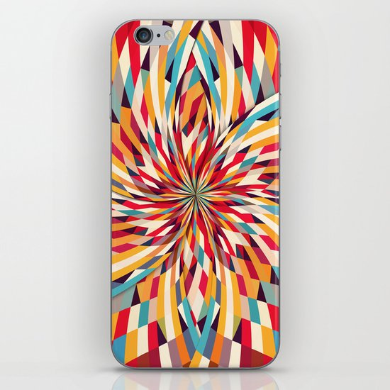 In Flower iPhone & iPod Skin