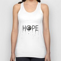 Hope Unisex Tank Top