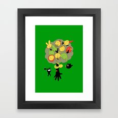 The Ninja Assassin Framed Art Print