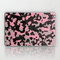 Pink Kitty Camo Laptop & iPad Skin