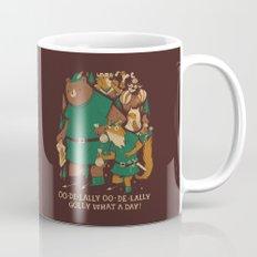 oo-de-lally (brown version) Mug