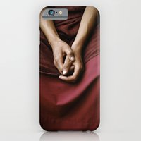 iPhone & iPod Case featuring Calm Monk by deepak sobti | Photography
