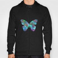 Spotted Butterflies Hoody