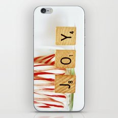 Holiday Joy iPhone & iPod Skin