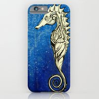 Tribal Seahorse iPhone 6 Slim Case