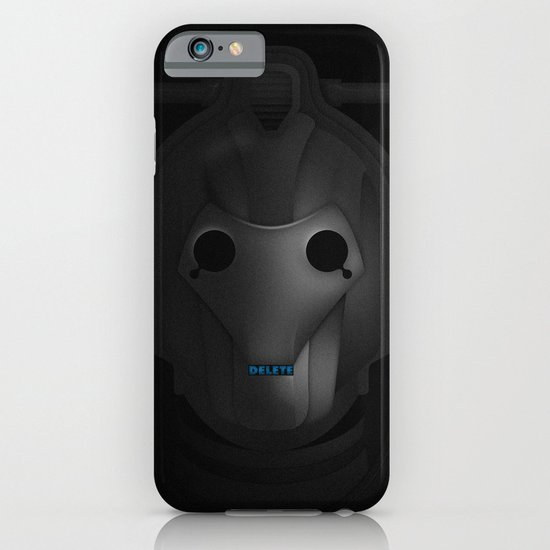 Delete iPhone & iPod Case