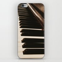 heart and soul iPhone & iPod Skin