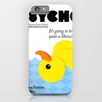 iPhone & iPod Case featuring Psycho by Chá de Polpa