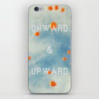 Onward & Upward iPhone & iPod Skin