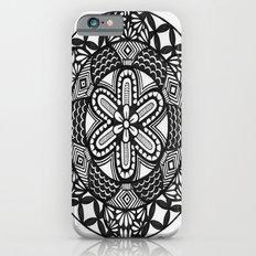 Flower Mandala Slim Case iPhone 6s