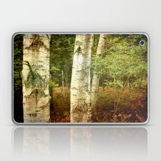 Birch grove Laptop & iPad Skin